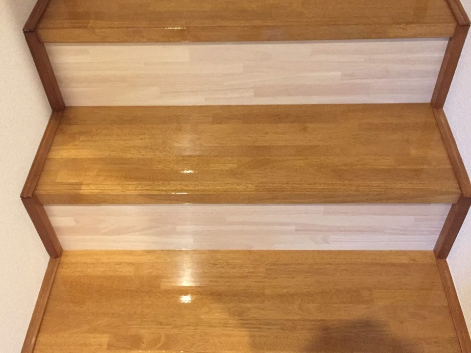 奈良県奈良市でフロアコーティング施工 [after]